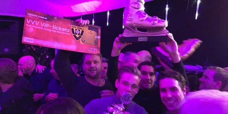 Viking grote winnaar Venlo on Ice Wassink Curling Competitie