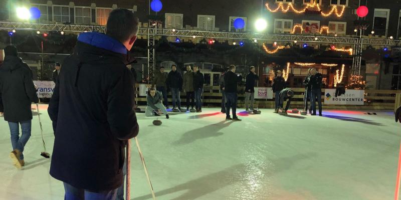 Uitslagen 1e ronde curlingcompetitie bekend!