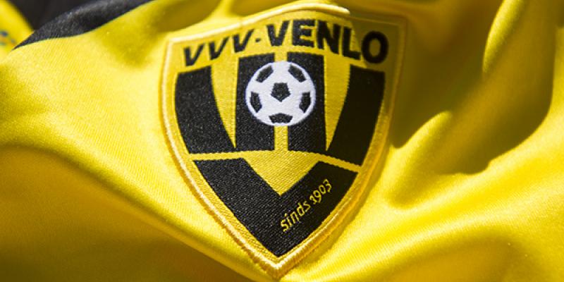 Spelers VVV-Venlo bezoeken ijsbaan