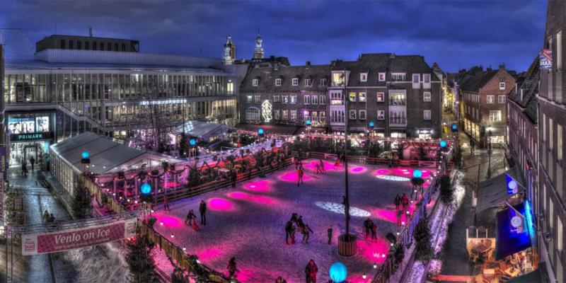 Venlo on Ice van 13 december 2018 tot en met 6 januari 2019