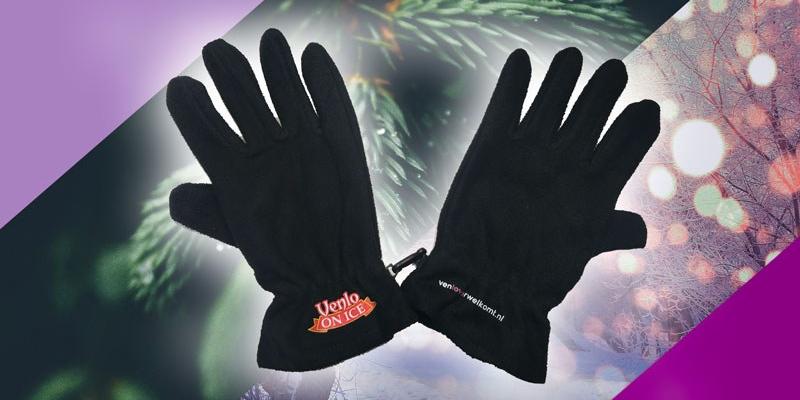 Scoor zaterdag je eigen Venlo on Ice handschoenen en steun KidzBase