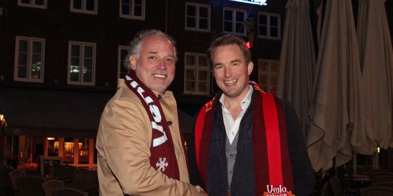 Funs Swinkels nieuwe voorzitter Venlo on Ice