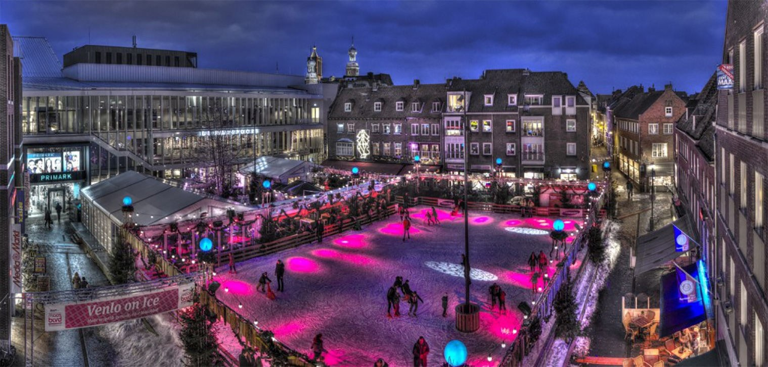 Venlo on Ice van 14 december 2018 tot en met 6 januari 2019
