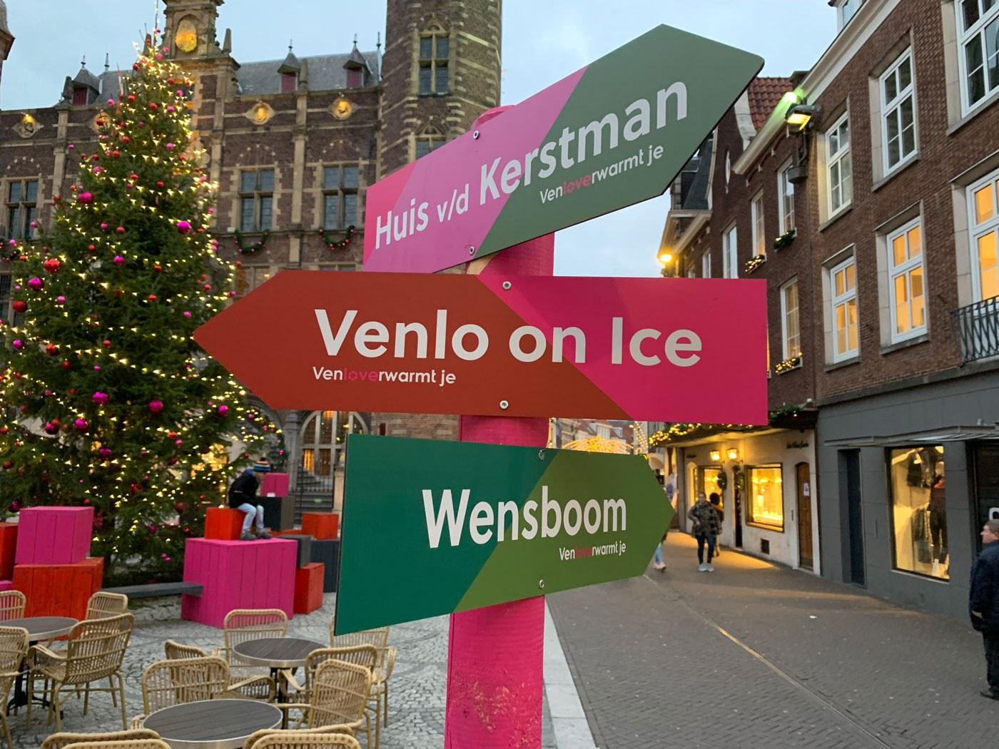 Venlo on Ice vanaf morgen open!